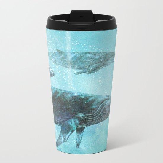 Pod  Metal Travel Mug