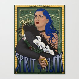 The Spirit of Punk Leinwanddruck