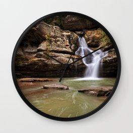 cedar falls Wall Clock