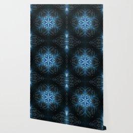 falling star mandala Wallpaper