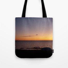 Windsurfer's Paradise  Tote Bag