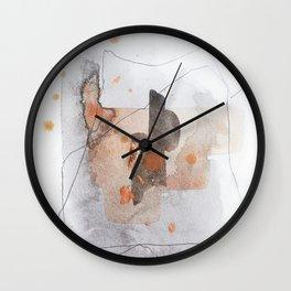 Piece of Cheer 1 Wall Clock
