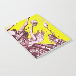 Werewolves on Wheels Notebook
