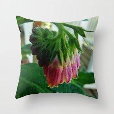 Comfrey Throw Pillow