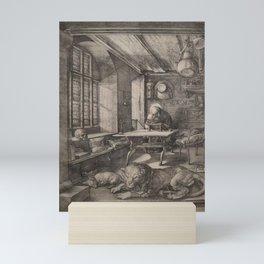 Saint Jerome in his Study by Albrecht Durer Mini Art Print