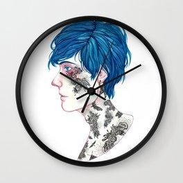 River Boy Wall Clock