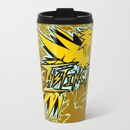 Team Instinct Tag Art Travel Mug