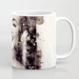 Marilyn Watercolor Monroe Coffee Mug