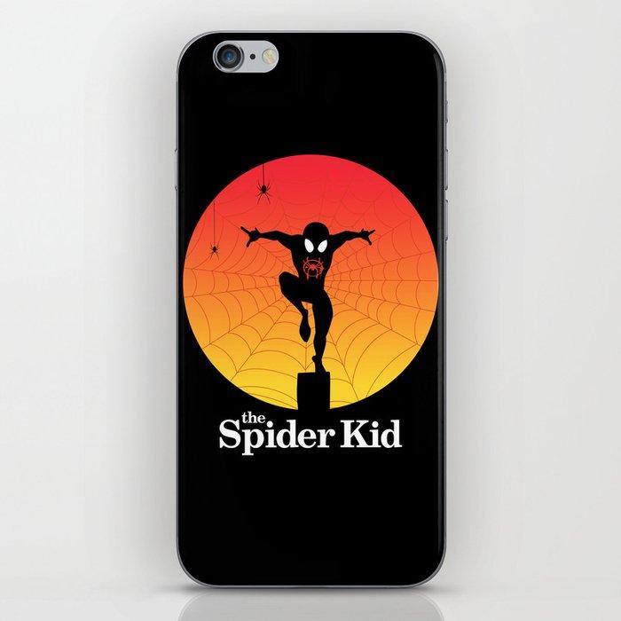 The Spider Kid iPhone Skin