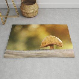 Umbrella mushroom Rug