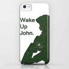 Wake Up John - Halo 4 iPhone 5c Slim Case