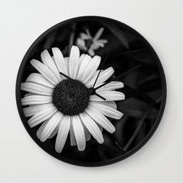 Cone flower Wall Clock