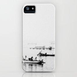 Fishermens iPhone Case