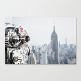 New York 19 Canvas Print
