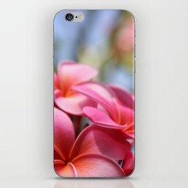 He Pua Lahaole Ulu Wehi Aloha iPhone Skin