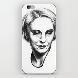 Amanda Abbington iPhone Skin