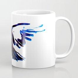 blue raven Coffee Mug