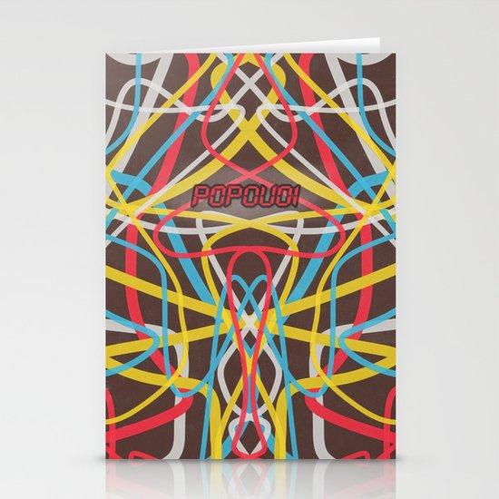 Popouoi Knox Stationery Cards
