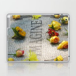 Imagine at Strawberry Fields Laptop & iPad Skin