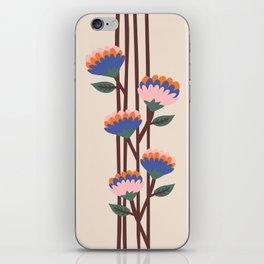 Henri Flowers iPhone Skin