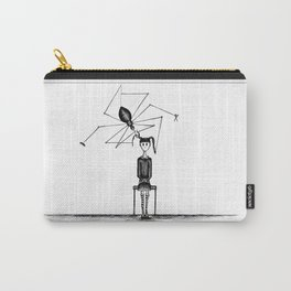 Miss Spider's Salon Carry-All Pouch