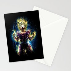 Emotional Fighter Level 2 Stationery Cards