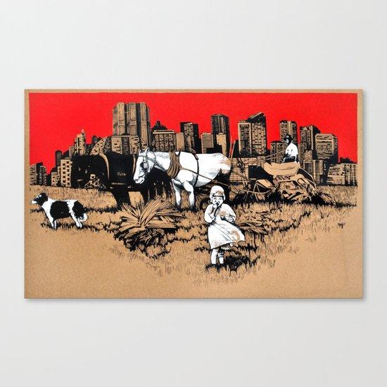 Else Canvas Print