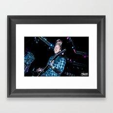 The Plot In You Framed Art Print