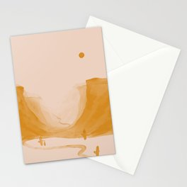In A Land Where Hope Flows Freely Part 2 Stationery Cards