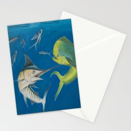 Food Chain Stationery Cards