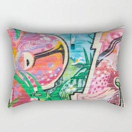 Urban Tapestry V Rectangular Pillow