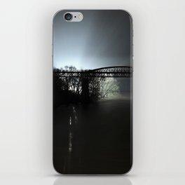 Historical railway viaduct iPhone Skin