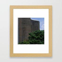 Edificio ON Framed Art Print