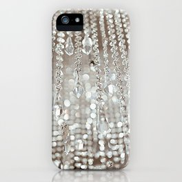 Crystals and Light iPhone Case
