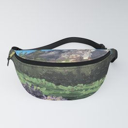 Mountain Landscape Fanny Pack