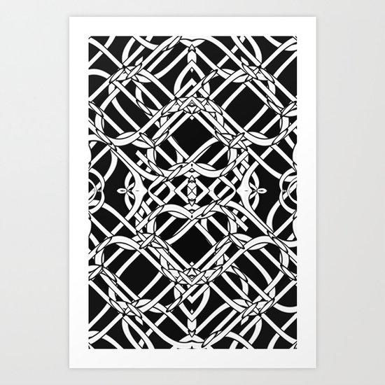 Celtic Art Art Print
