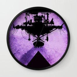 OVNI Wall Clock
