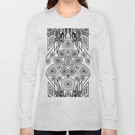 Sacred Trifecta Long Sleeve T-shirt