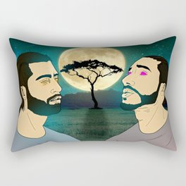 PNL---ART III Rectangular Pillow