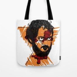 Stanley Kubrick Tote Bag