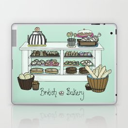 British Bakery Laptop & iPad Skin