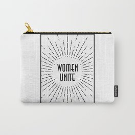 Women Unite Carry-All Pouch