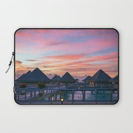 Bora Bora #society6 #decor #buyart Laptop Sleeve