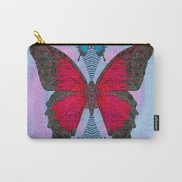 Vlinder Carry-All Pouch