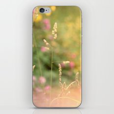 A Field Far Far Away iPhone & iPod Skin