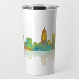 Cleveland, Ohio Skyline Travel Mug