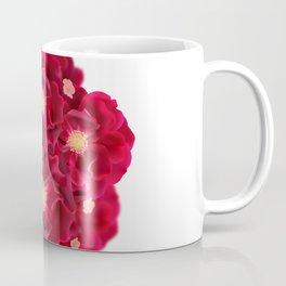 Floral Ink Coffee Mug