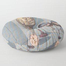 THE LIMIT - SALVADOR DALI Floor Pillow