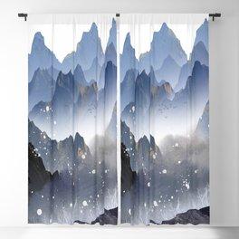 Chestnut Mountain Blackout Curtain