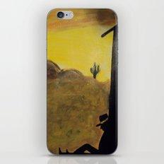 Just an Ol' Cowboy iPhone & iPod Skin